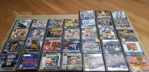 Lotto giochi Playstation 1 - 2 PS1 PS2