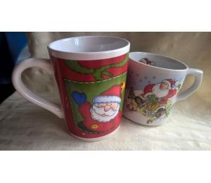 Tazze mug natalizie