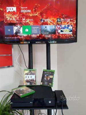 XBOX ONE 500GB Con 3 giochi