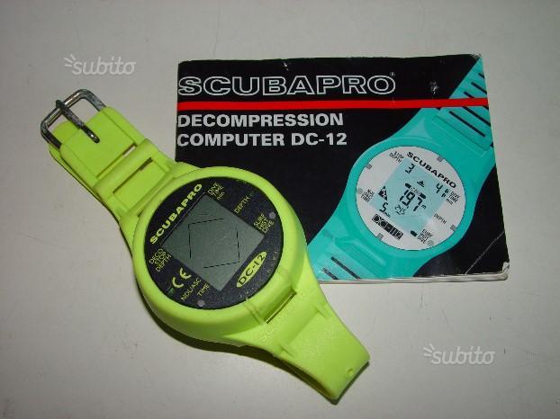 Computer sub Scubapro DC-12
