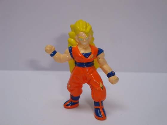 Dolci Salati Preziosi dragonball Z 2 Goku Super Sayan 3