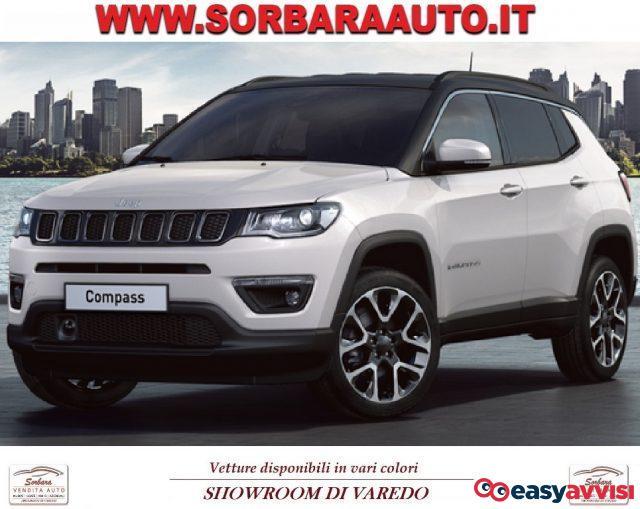 Jeep compass 1.4 multiair 2wd limited benzina, provincia di