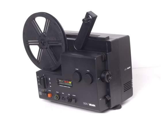 Silma Delta 7 Super 8 Sonoro con Altoparlante