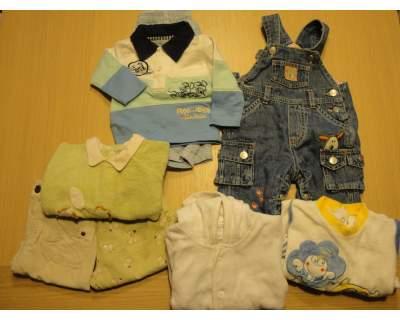 Abbigliamento 3 mesi maschietto