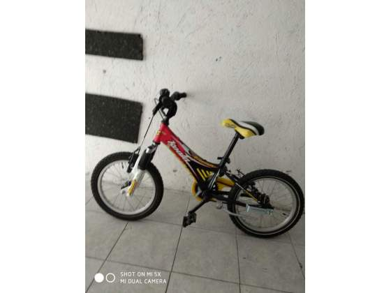 Bicicletta Bambino 4/8 anni
