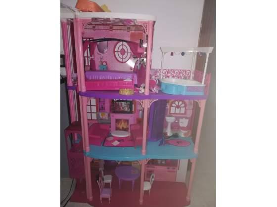 Casa di malibu di barbie con di accessori  Posot Class