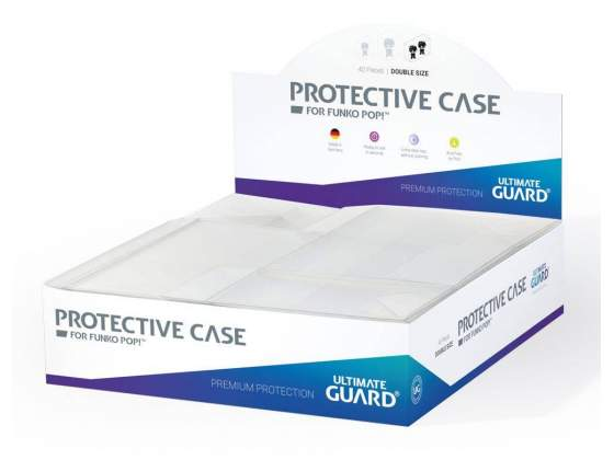 Ultimate Guard Protective Case for Funko POP!' Figures