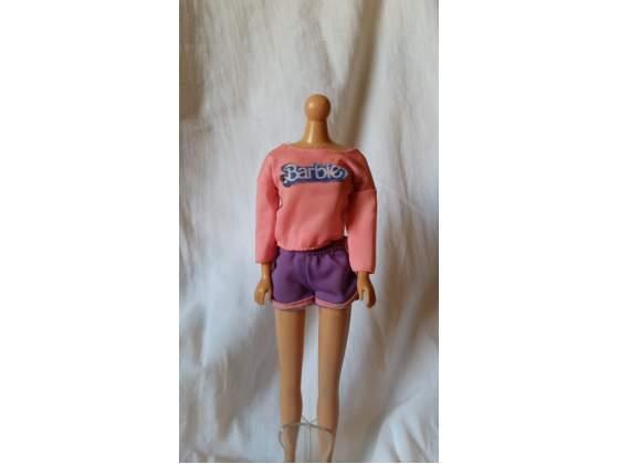 Vestito Barbie anni 70 vintage