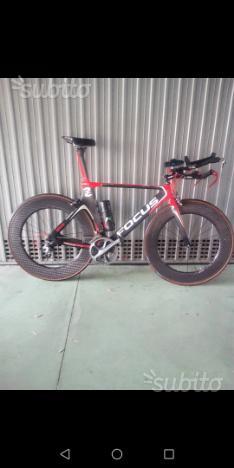 Bici Crono Focus
