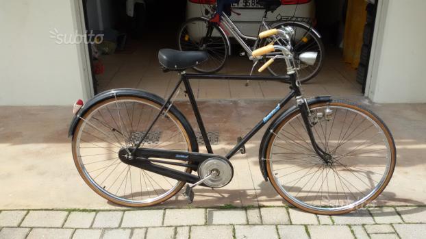 Bicicletta, bici, city bike vintage freni batecc