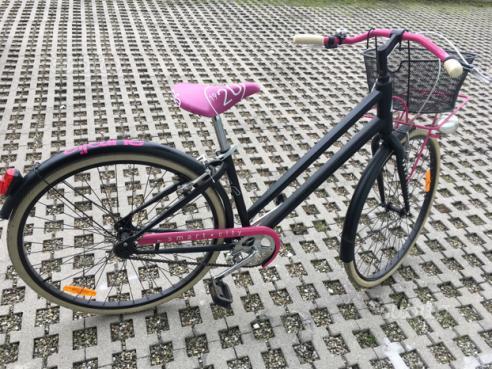 Bicicletta da passeggio per donne