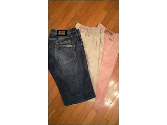 Jeans DNA di diversi colori taglia 29
