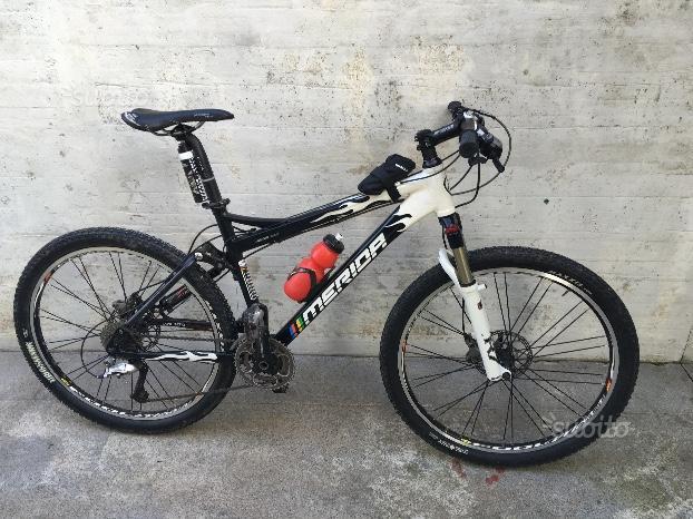 Mountain bike Merida