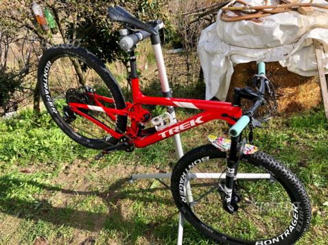 Mtb 29 full Trek Top Fuel 9.8 sl