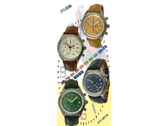 Pt-214 orologio cronografo