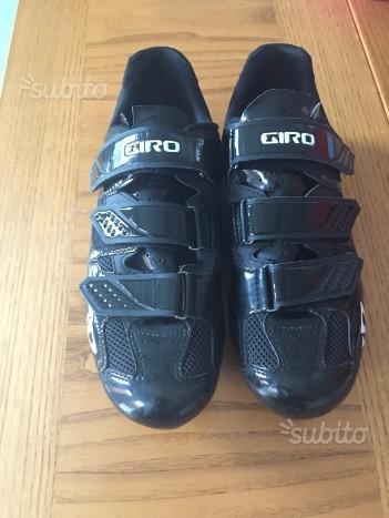 Scarpe bici da corsa GIRO Treble
