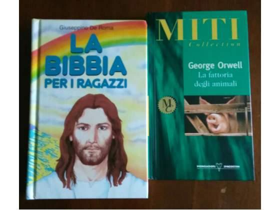 2 libri per ragazzi