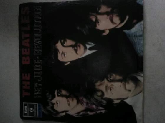 45 giri - Hey Jude - The Beatles