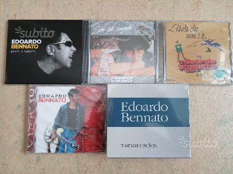 CD Originali Edoardo Bennato e Antonello Venditti