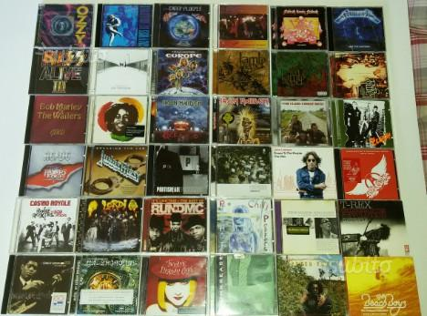 CD musica originali