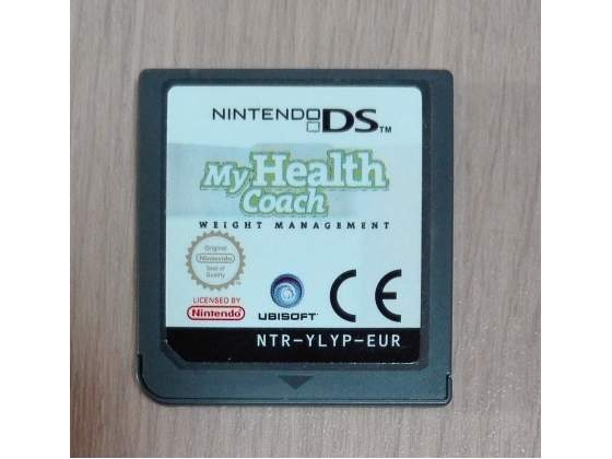 Cartuccia My Health Coach per Nintendo DS