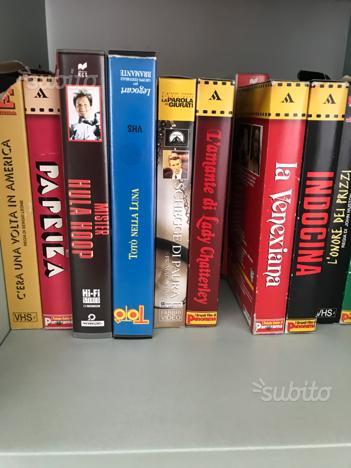 Collezione Film Vhs