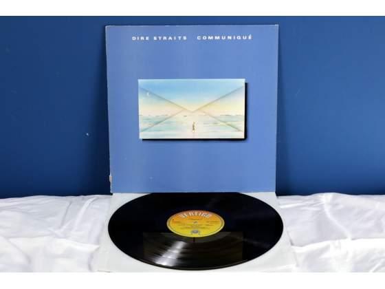 Dire Straits COMMUNIQUE' LP Vinile *EX-/EX-*  UK RaRo
