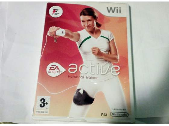Gioco Wii Active personal trainer