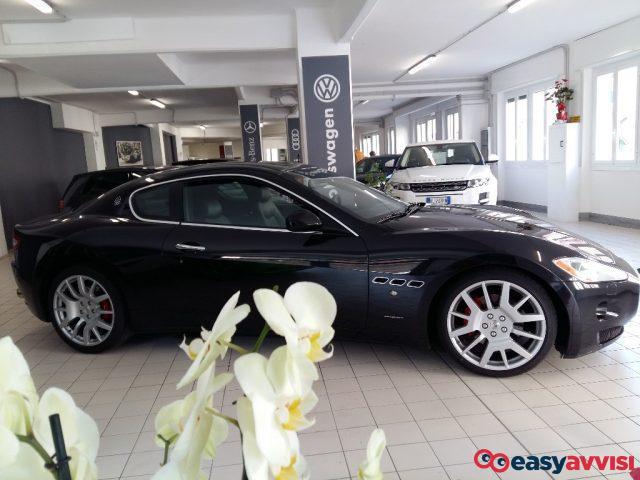 Maserati granturismo 4.2 v8 benzina, Citt