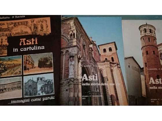 Vendo n. 3 libri su asti nuovi