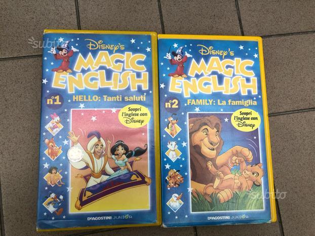 Vhs magic english