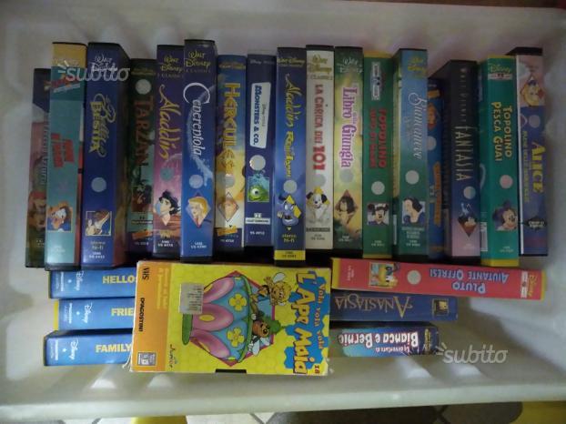 Videocassette Walt Disney