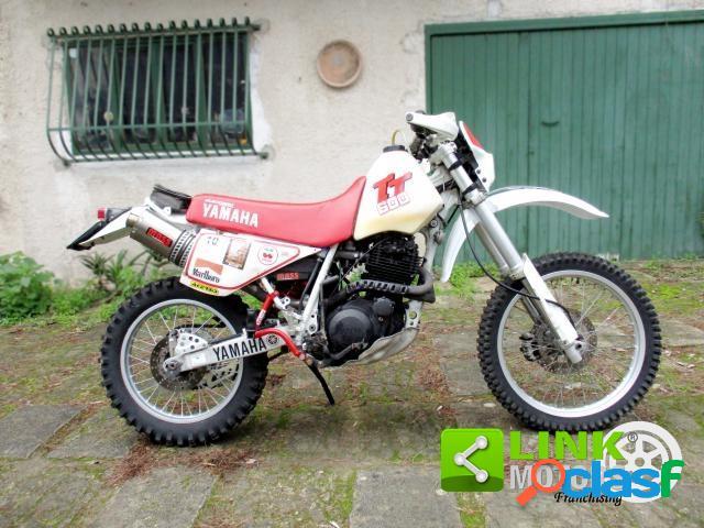 Yamaha TT 600 benzina in vendita a Palermo (Palermo)