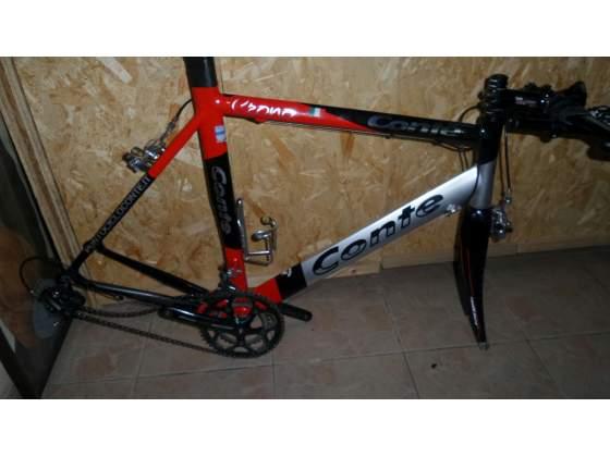 Bici Corsa Crono senza ruote 10v tg58