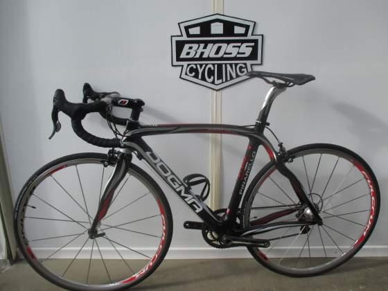 Bici corsa Pinarello Dogma carbonio usata