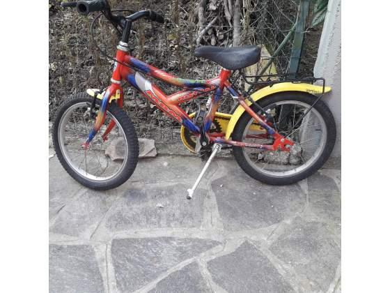 Bicicletta bimbo 4/6 anni ruota 20