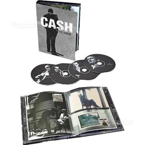 Box CD originali di Johnny Cash