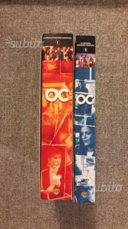 Cofanetti Serie 1 e 2 The OC