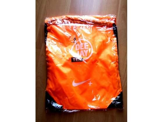 Gym Bag Nike Comodissimo gym Bag Nike deejay ten, arancione