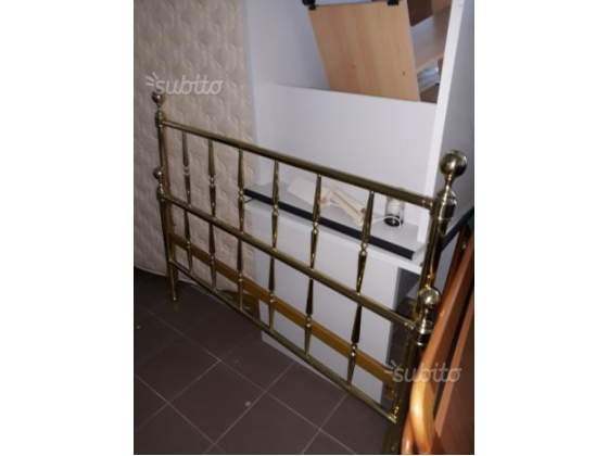 Ampia selezione di letti in ottone e ferro battuto