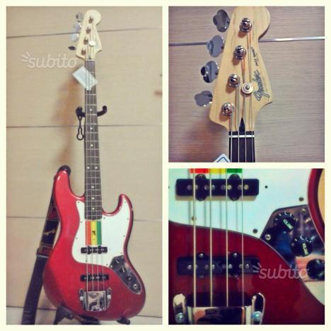 Basso elettrico Fender Jazz Bass, anno
