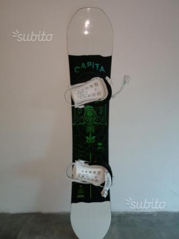 Capita indoor survival 156 snowboard