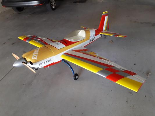 EXTRA 300S 3D