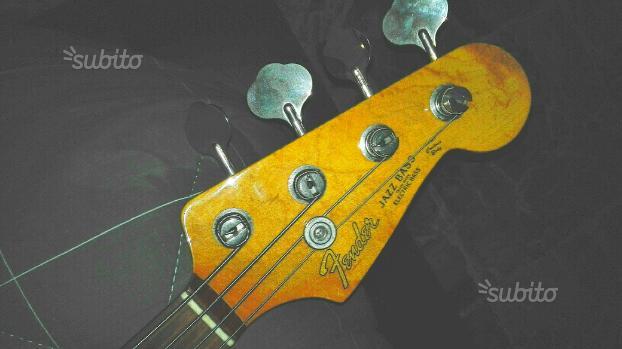 Fender jazz bass Jb62-us Made in japan