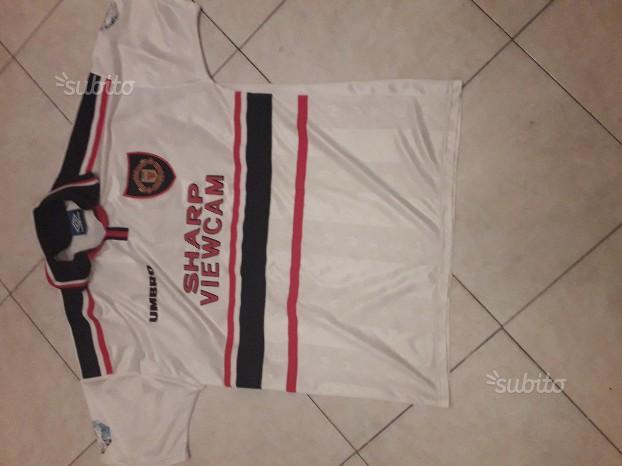 Maglia Manchester united originale umbro anni 90