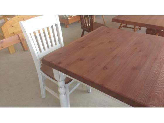 Piani tavolo in legno massello