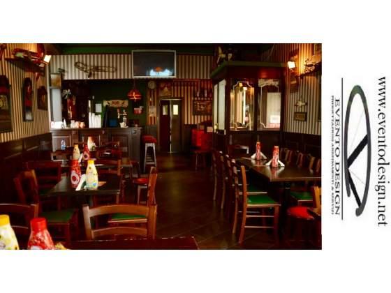 Progettazioni realizzazioni preventivi per irish pub