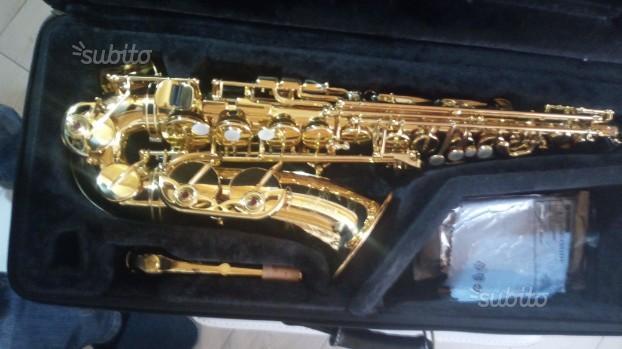 Sax alto yamaha custom ex  SERIE