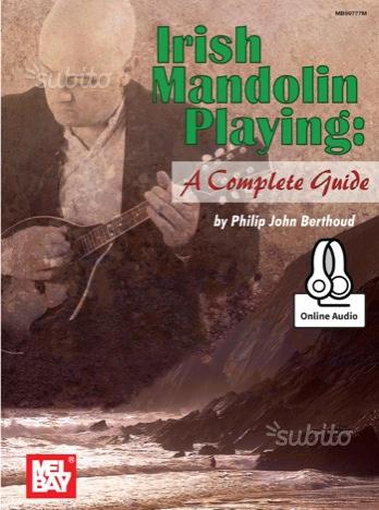Libro Irish mandolin playing: a complete guide