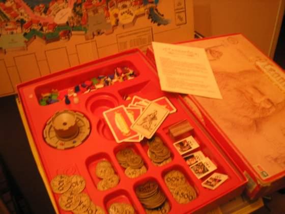 Vendo gioco in scatola Leonardo Eg